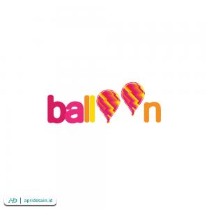 desain logo warna-warni