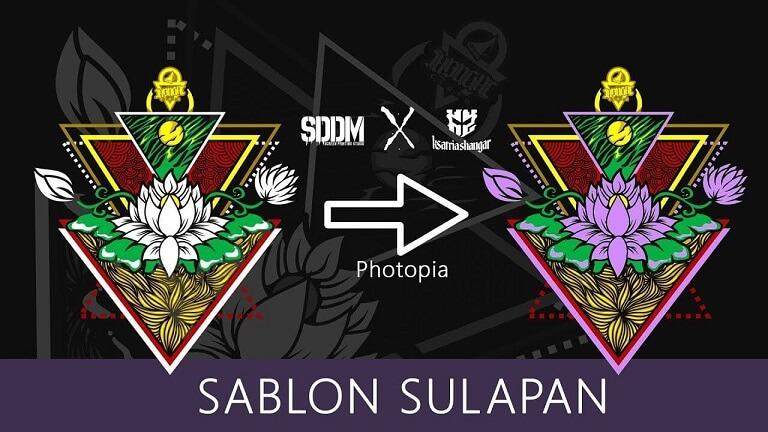 Sablon Photopia