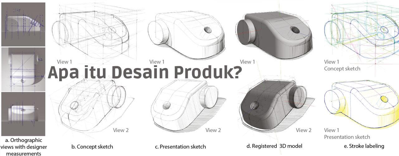 apa itu desain produk