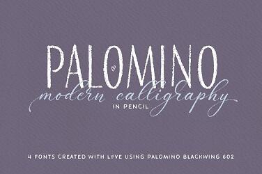 Palomino Font