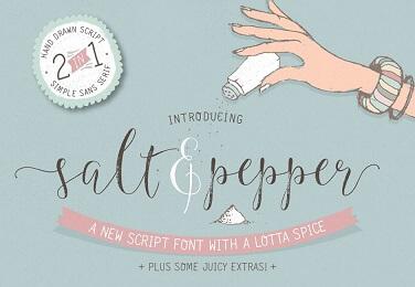 Salt dan Pepper