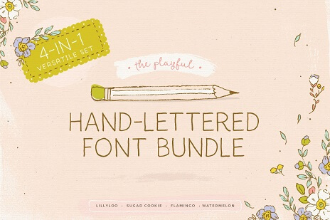 The Playful Font