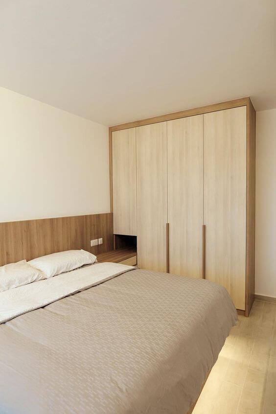 Kamar Tidur Minimalis 3x4 meter