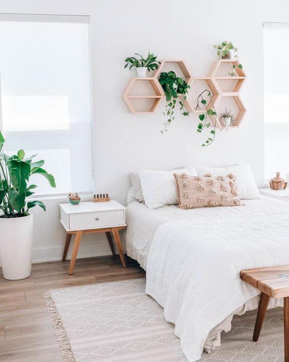 Kamar Tidur Minimalis Alami Natural 1