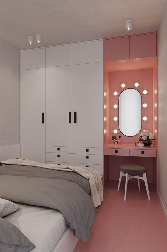 Kamar Tidur Minimalis Anak Perempuan 3