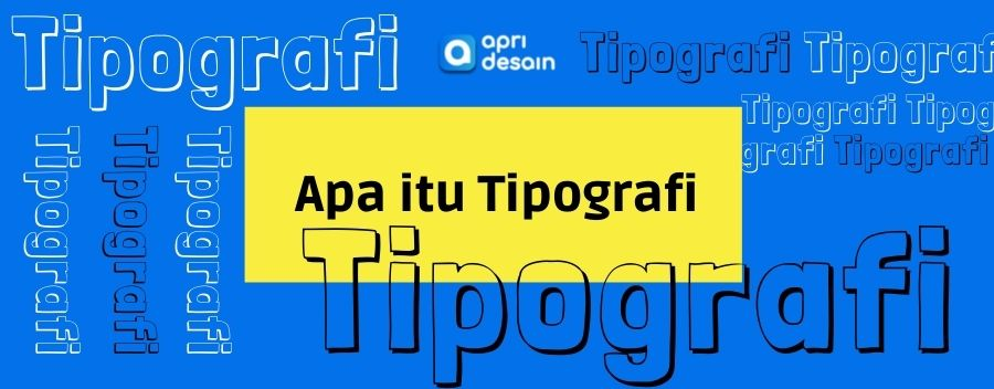 pengertian tipografi adalah