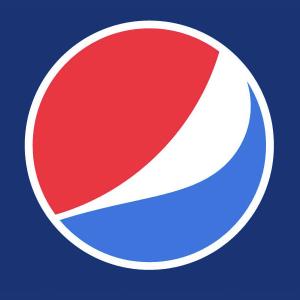 logo abstrak pepsi