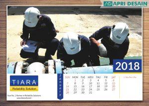 Jasa Desain Kalender Murah