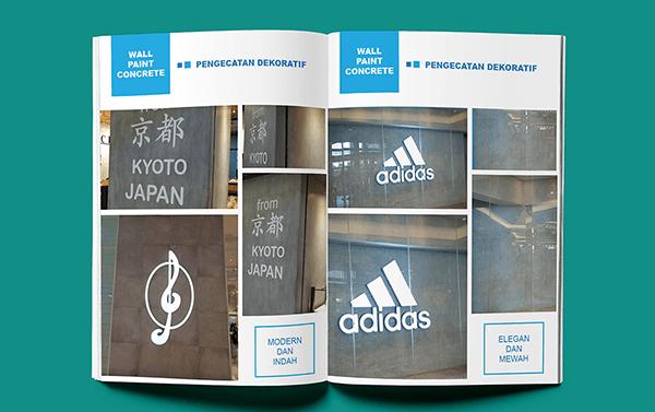 jasa desain company profile murah