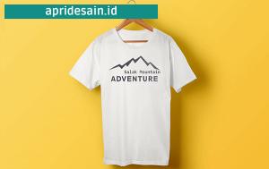 Desain Kaos Adventure
