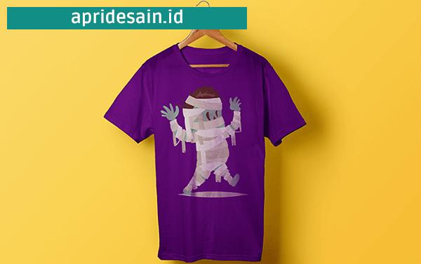 jasa desain kaos t-shirt