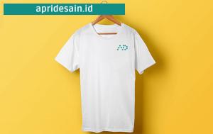 Desain Kaos Branding Logo