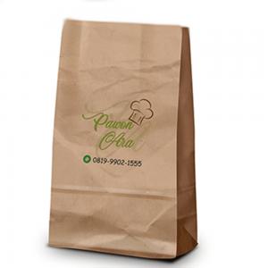 Desain Logo & Paper Bag