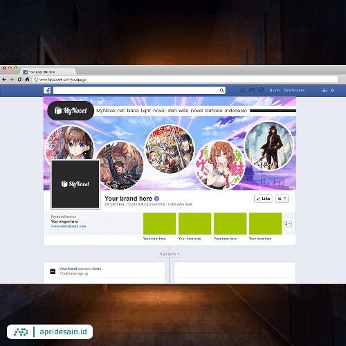 desain banner facebook jakarta