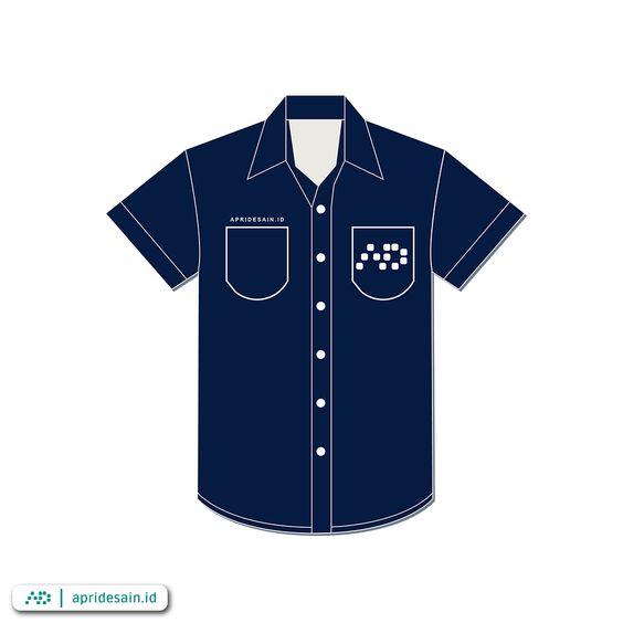desain seragam kerja kantor