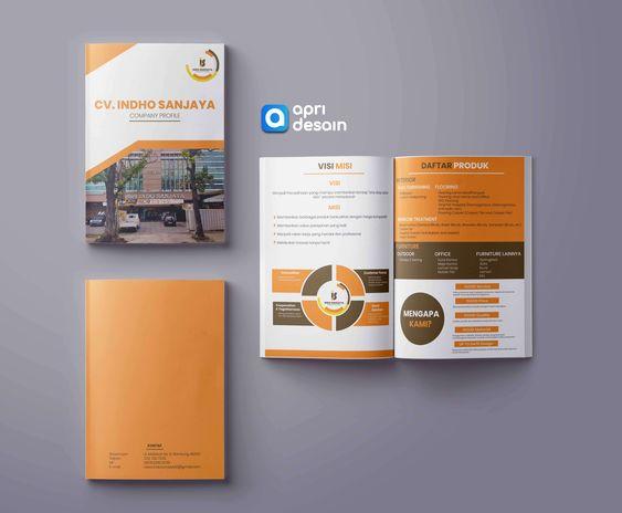 Company Profile Indo Sanjaya Bandung