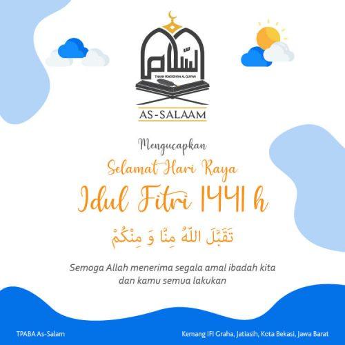 Feed Instagram Idul Fitri