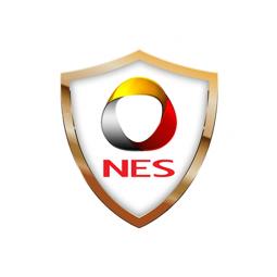 NES LOGO Website