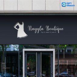 desain logo butik