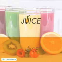 desain logo kedai minuman