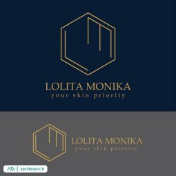 desain logo klinik kecantikan