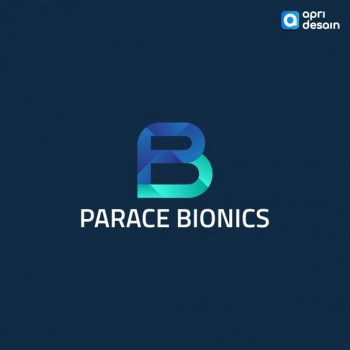 desain logo produk parace bionics