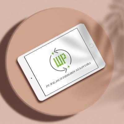 desain logo pt walasuji padmarin nusantara