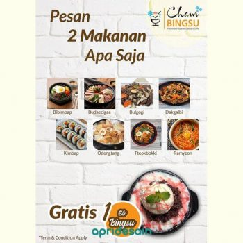 flyer promosi menu restoran