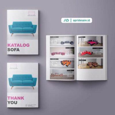 jasa desain katalog sofa