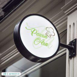 jasa desain logo rumah makan